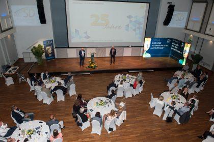 Präsentation in der Dr. Stammberger Halle