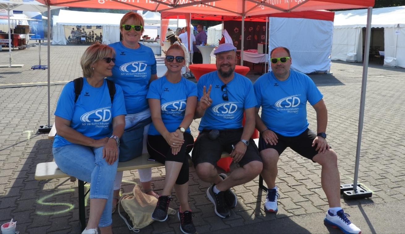 RUN Firmenlauf in Erfurt