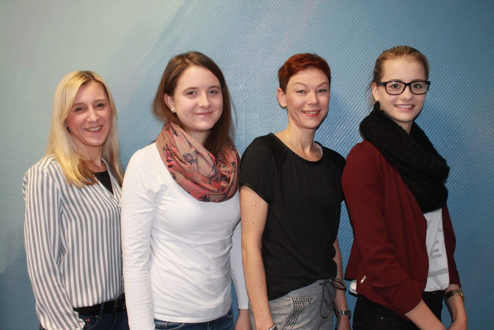 Teambild SD Gruppe Kulmbach Service